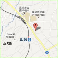 やましな医院周辺地図